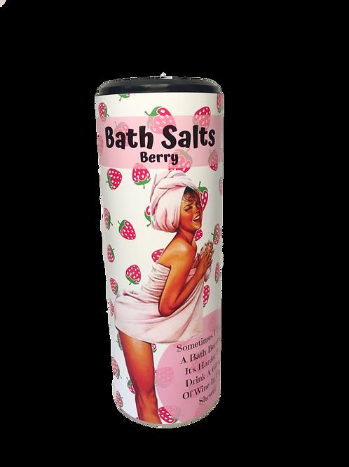 Berry Vintage Bath Salts