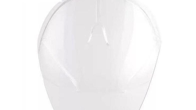 Protective Bubble Face Shield Clear
