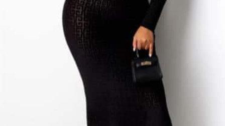 Blackout dress