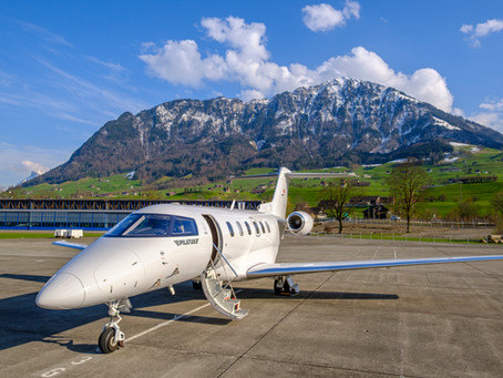 Cat Aviation adds brand-new PC-24 to its fleet