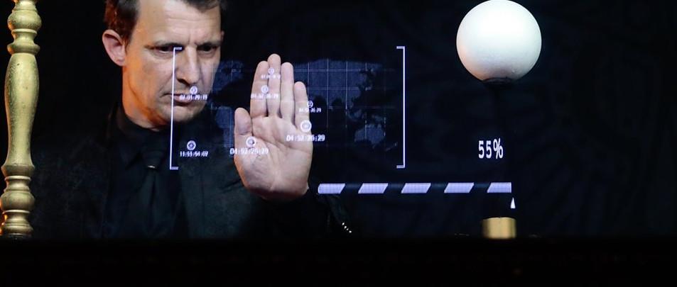docteur mozz hologram magic show 6