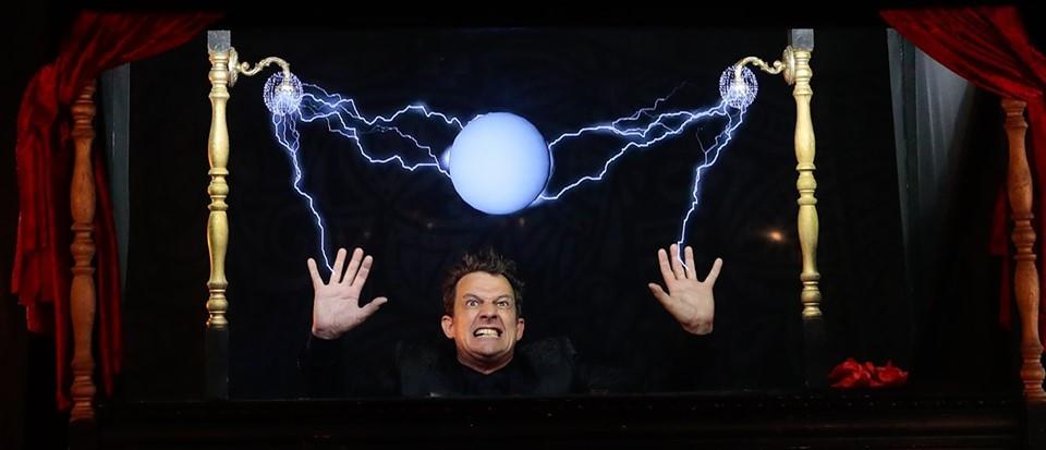 docteur mozz hologram magic show 8