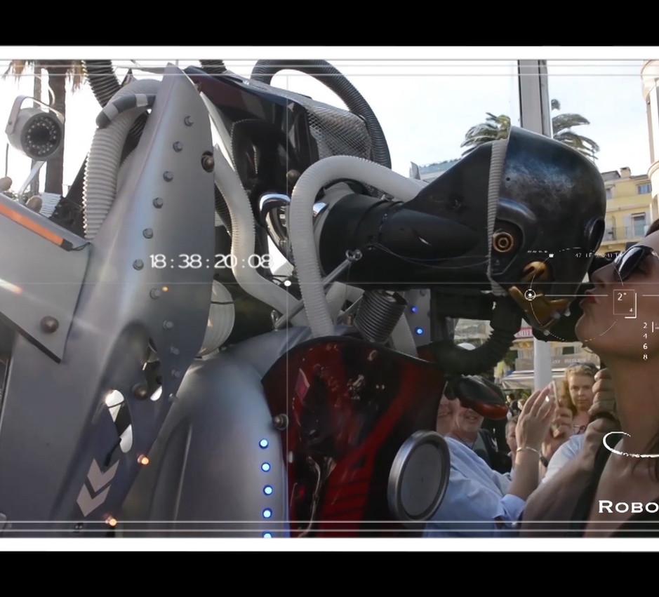 Le Robot RM3.0 by Docteur Mozz