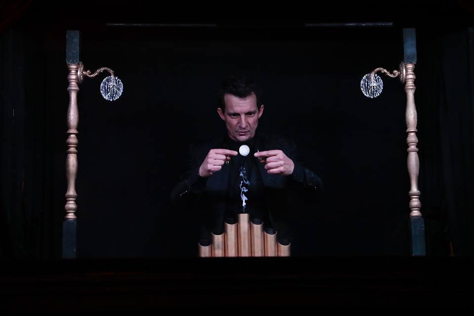 docteur mozz hologram magic show 2