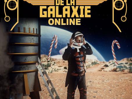 Les Messagers de la Galaxie en ligne !