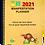 Thumbnail: 2021 Manifestation Planner