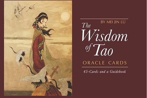 The Wisdom of Tao Oracle Cards Volume I - Awakening