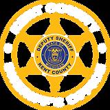 Sheriff Department Badge