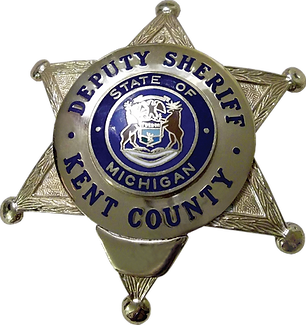 Kent County Sheriff Department Badge