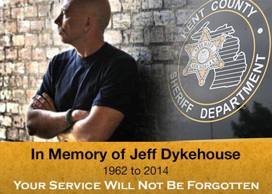 Jeff Dykehouse Memorial