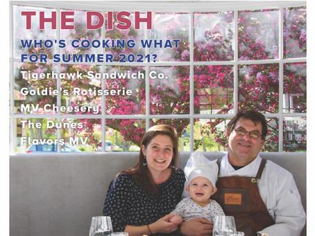 The Vineyard Gazette- The Dish