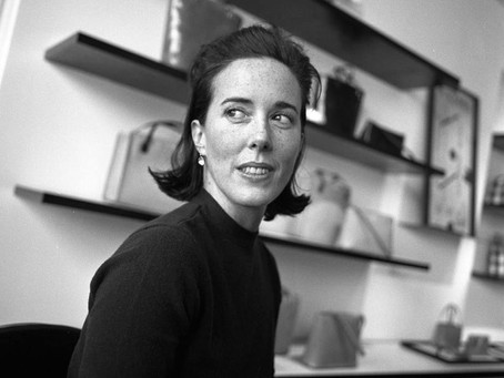 Kate Spade, Our Strong Friend