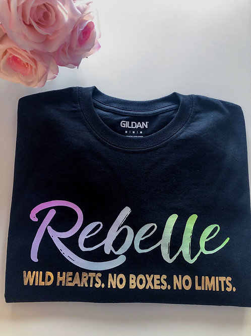 Rebelle Summit Official T-shirt