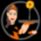 CondoLisa_Logo_Lisa-mit-Vase_gross_srgb.