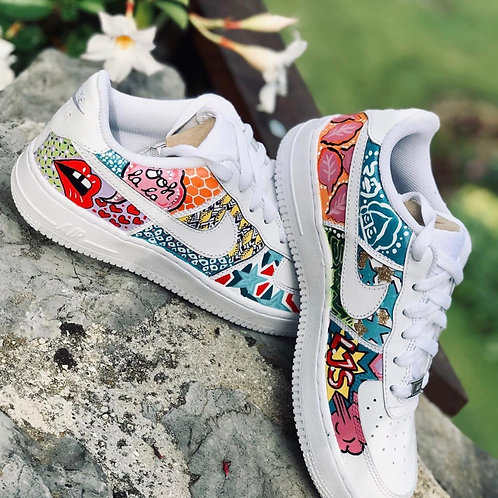 SUFFIA 2.0 NikeAirForce1