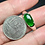 Thumbnail: Imperial Legacy, 1.5 ct. Saturated Translucent Imperial Green Jadeite Jade
