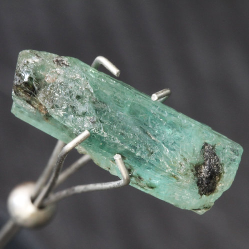 Crystal of the Gods, 4.9 ct. Natural Unheated / Untreated Rough Emerald Crystal
