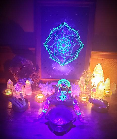 Moon Alchemy Altar Set