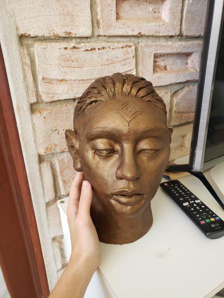 First Sculpture