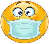émotic-ne-avec-le-masque-médical-50367