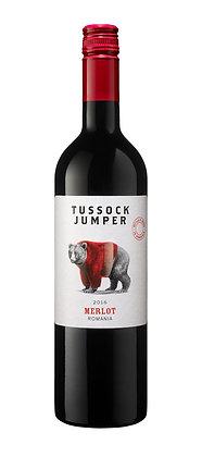 Tussock Jumper Merlot