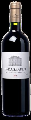 Chateau Dassault le D de Dassault