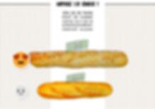 Sandwich Entre2pains 170gr