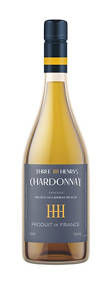 Three Henrys Chardonnay