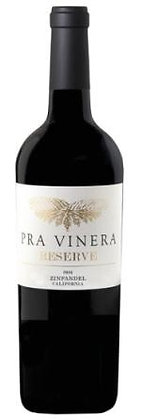 Pra Vinera Reserve Zinfandel
