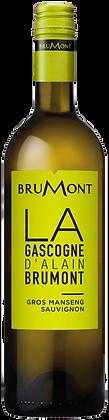 La Gascogne d'Alain Brumont Blanc