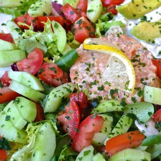 Salade l'Atlantique • 7,80€