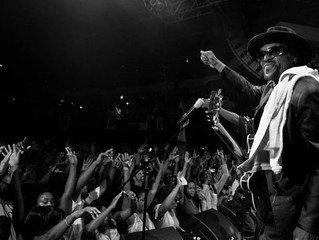 #FBF: At 75, Godfather of Go-go Chuck Brown is Still 'Bustin' Loose'