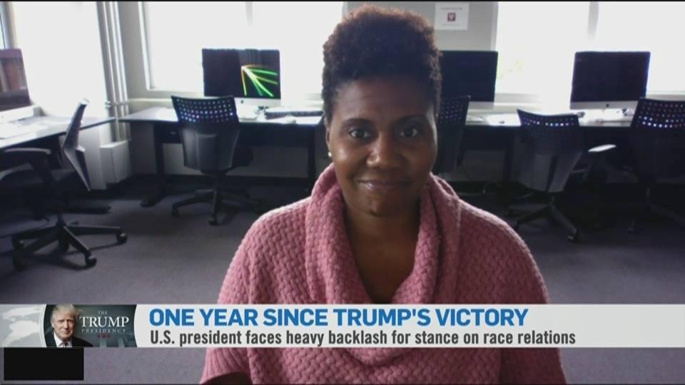 November 8th, 2017: Trump's First Year