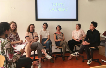 Panel discussion on the topic of Consumption, June 2019