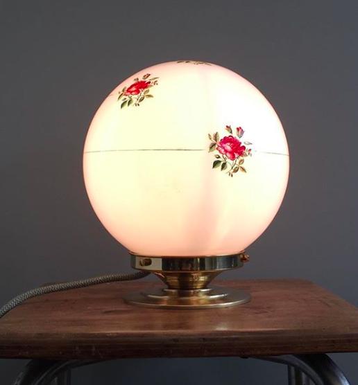 Lampe mamie #VENDUE