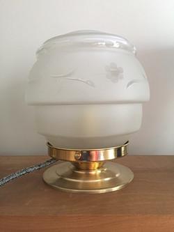 Lampe Fleurette /DISPO