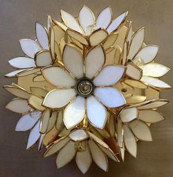Lampe sept Fleurs / VENDUE
