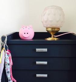 Lampe Piggy #VENDUE