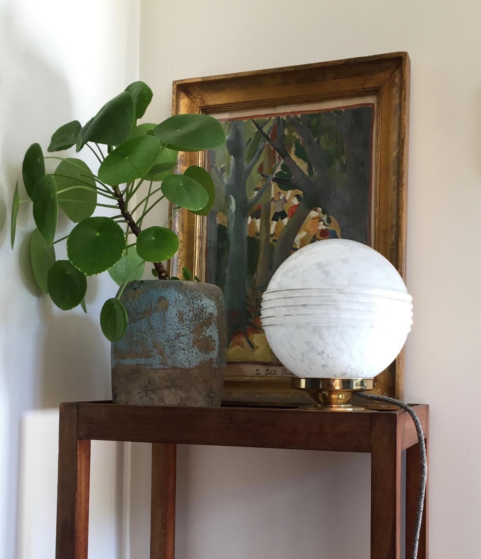 Lampe coco/VENDUE