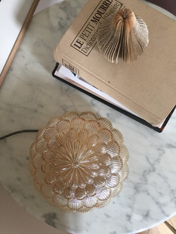 Lampe soleil / DISPONIBLE