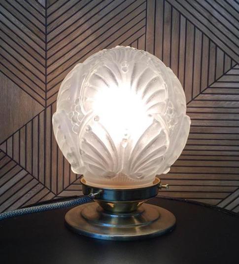 Lampe Ariel /VENDUE