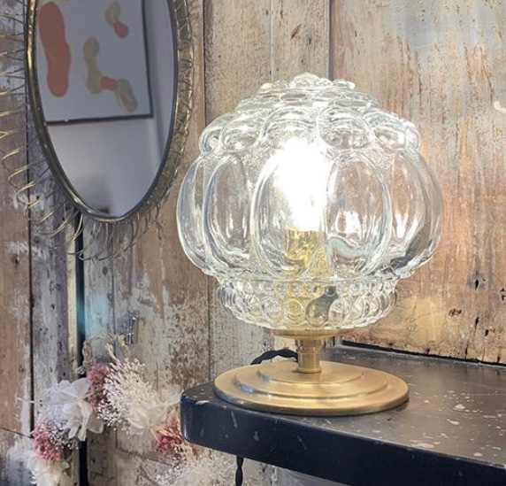Lampe Framboise # DISPONIBLE