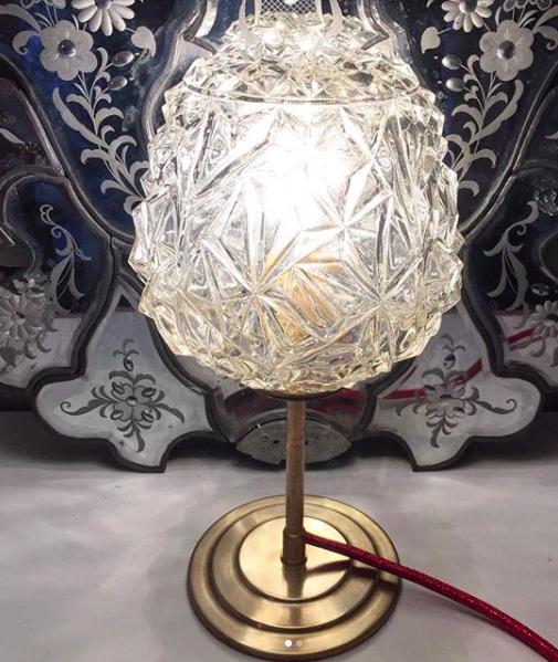 Lampe Laetitia /VENDUE