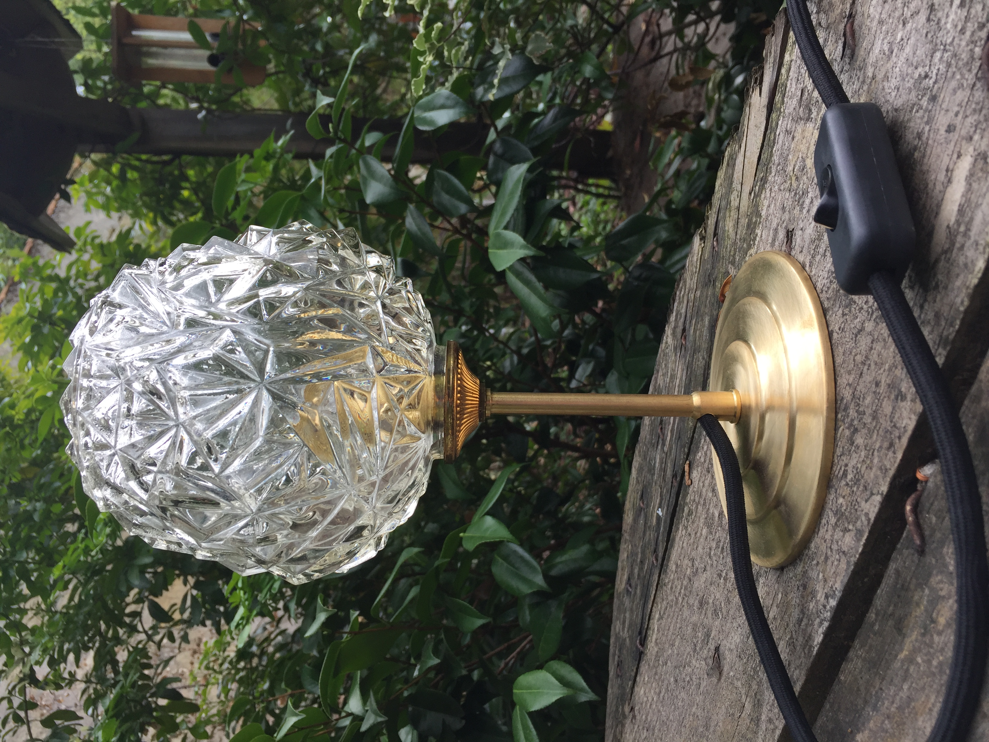 Lampe Ernestine #VENDUE