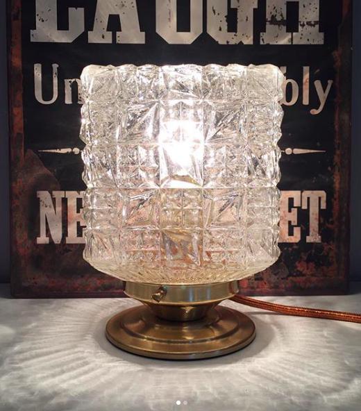 Lampe whisky #VENDUE