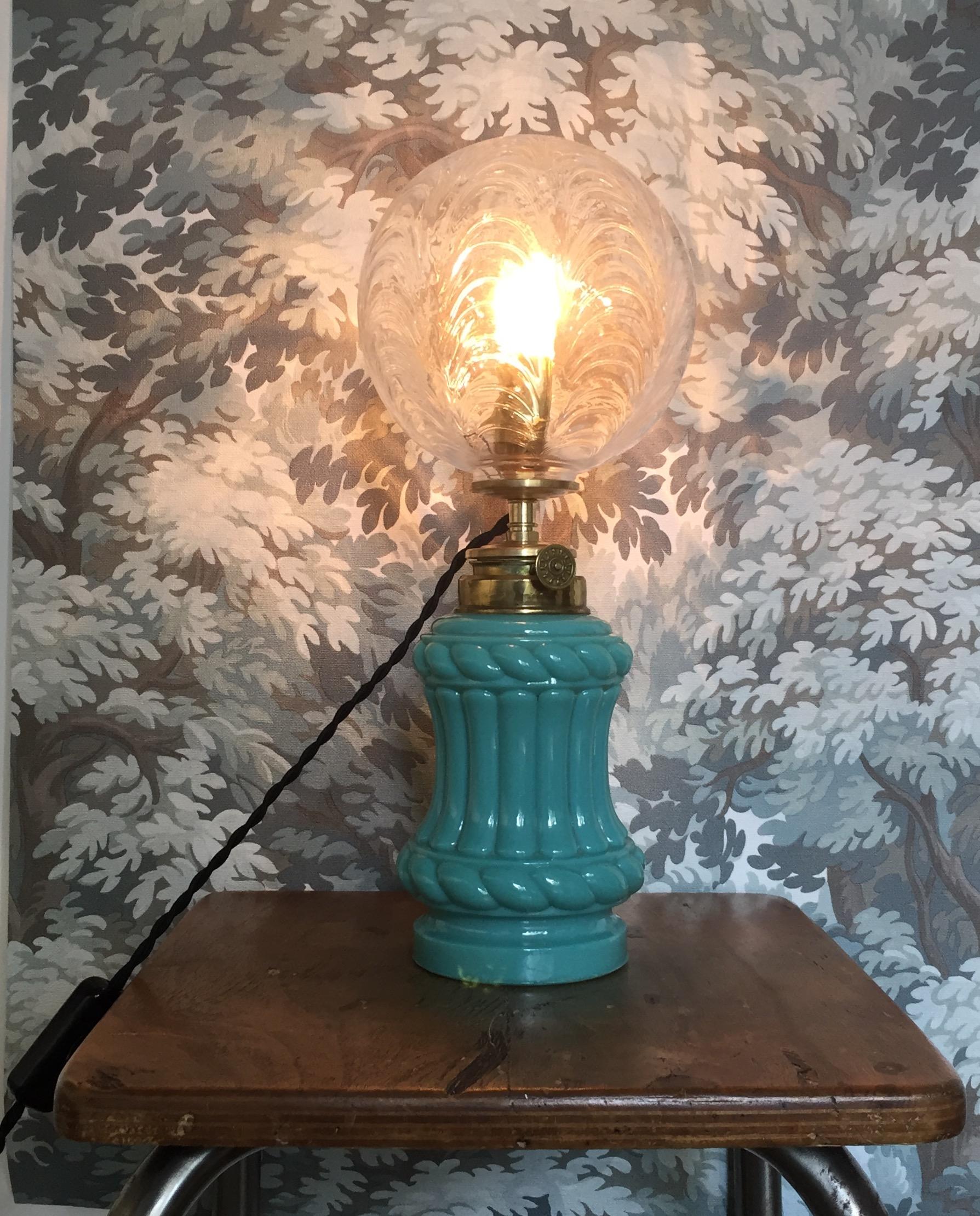 Lampe petroucka #VENDUE
