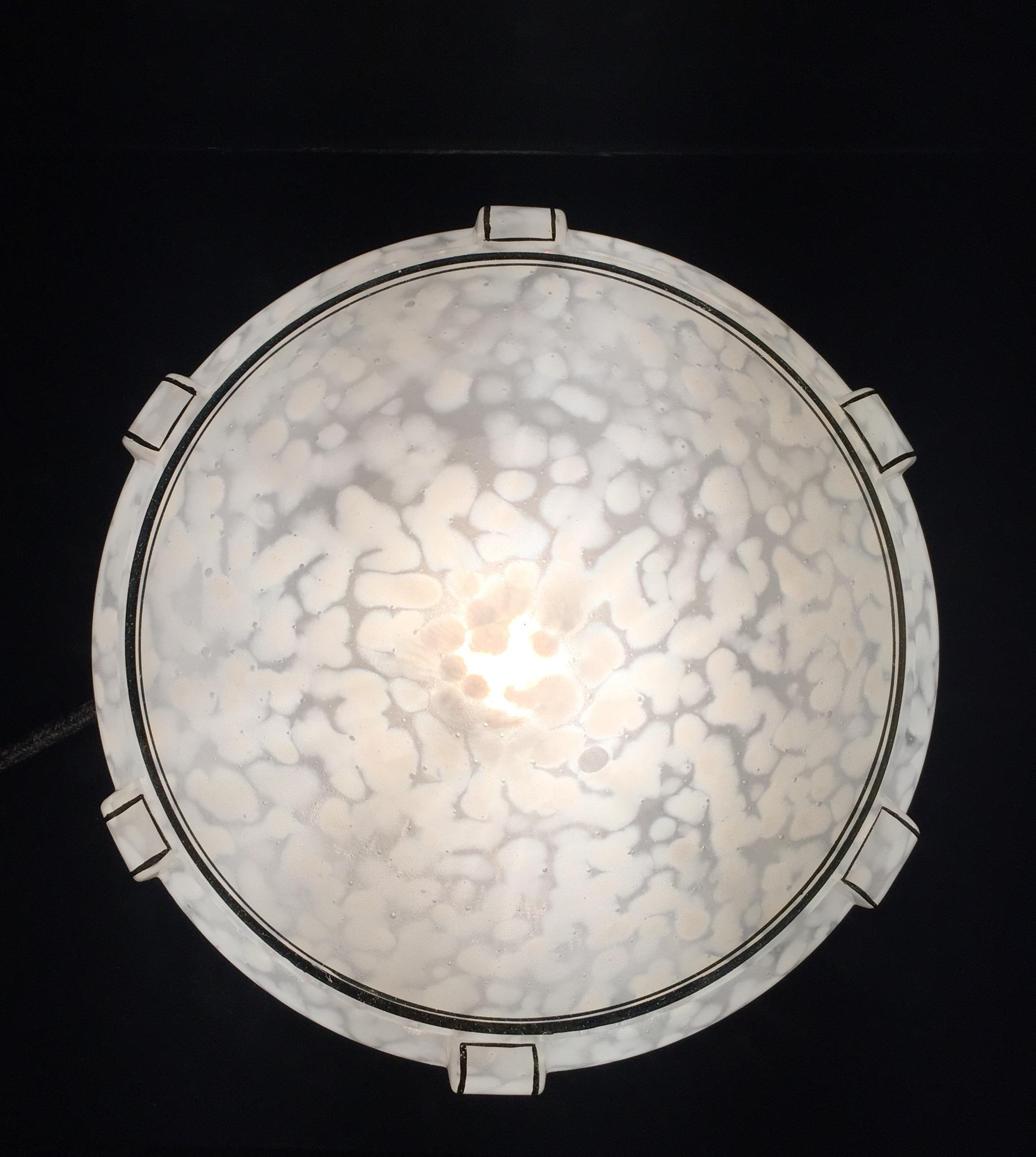 Lampe chatelaine / VENDUE