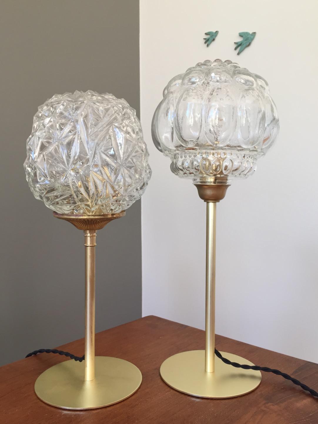 Paire de lampes #VENDUES