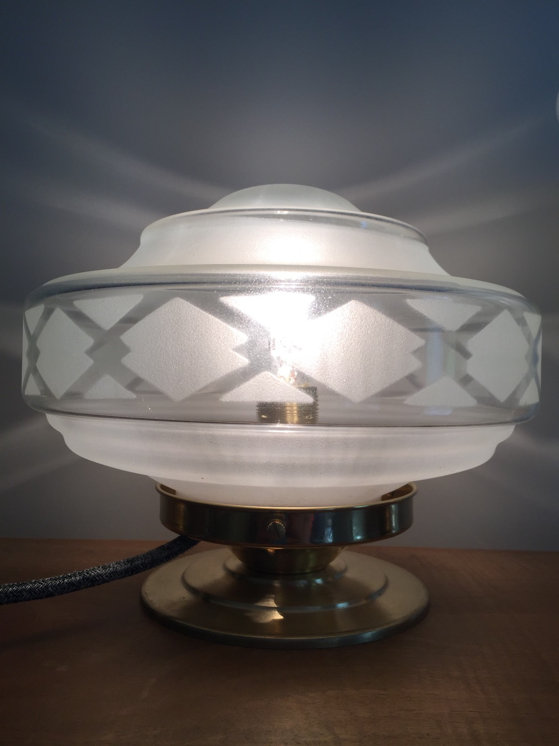 Lampe Bloum / DISPONIBLE