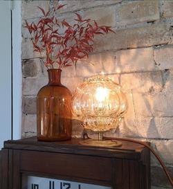 Petite lampe Ambrelle /VENDUE